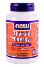 Thyroid Energy - Тироид Энерджи. Нормализует функцию щитовидной железы. 90@ кап