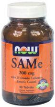 САМе 30 табл. S-аденозил -L-метионин. Активный метаболит аминокислоты метионина(Гептрал)