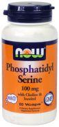 Фосфатидилсерин 60 капс. Нутрицевтик, фосфолипидная добавка к пище